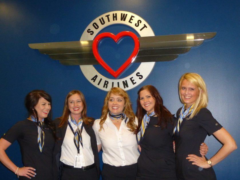 M H Uniforms Southwest Airlines