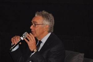 Howard Shore in Chicago.
