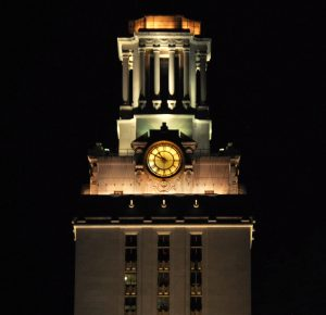 University of Texas Tower.