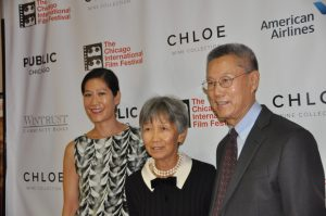 Vera Sung, Hwei Sung and Thomas Sung.