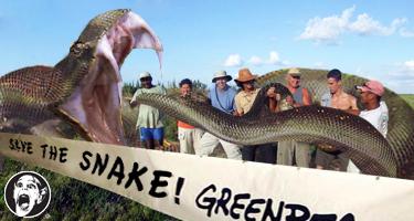 greenpeacesnake