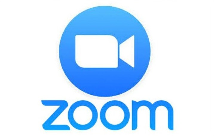 logo of Zoom which is one of the best mobile apps for freelancers