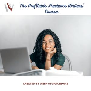 The Profitable Freelance Writers' Course