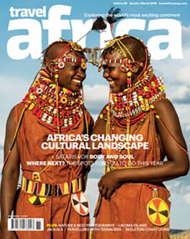 Africa-focused publications that pay - Travel Africa Mag