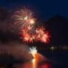 Weggiser Rosenfest 2014 Feuerwerk