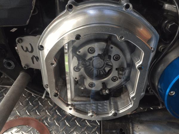 Weeks Machine Performance Parts Lockup Cover