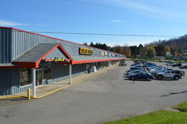 The Elm Terrace Shopping Plaza has been attracting consumers since the 1960s, and still does today. Through the years businesses like Banov Sporting Goods, Stone & Thomas, and Louis Hot Dog have been cornerstone businesses, and the Newmeyer family continues to keep the retail plaza packed with shopping options.