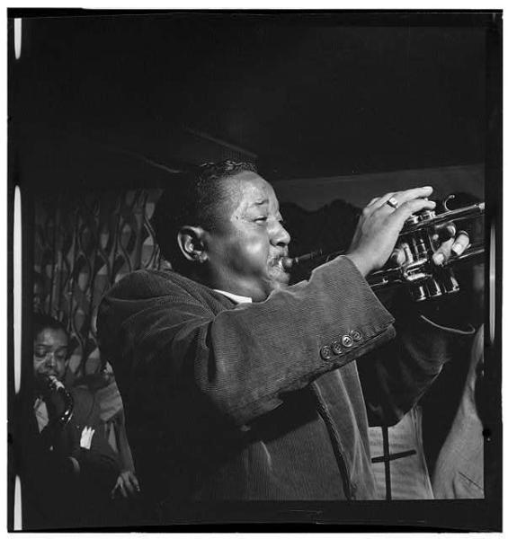 """""""What you must realize, John, is that he was so young when he died, we'll never know just how great he might have become."""" -- Roy Eldridge (to John Chilton) William P. Gottlieb - Photographs from the Golden Age of Jazz"""