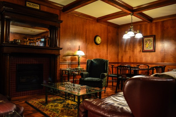 Portions of the building's basement have been recently renovated, including an area for a restaurant, and another for a study.