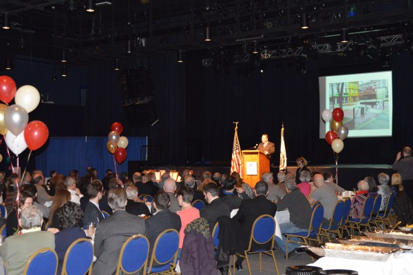 Hundreds have attended the annual State of the City Address since Mayor McKenzie started the tradition seven years ago.