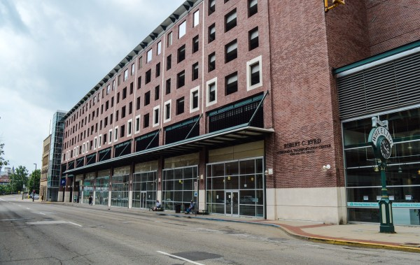 Dougherty would like to see more employees of downtown businesses utilize parking garages instead of metered spaces.