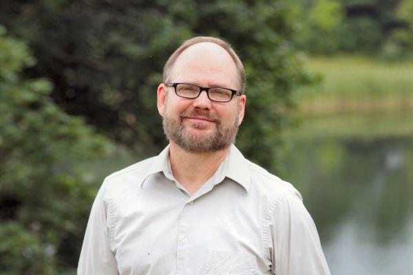 Ken Hinshaw, Head of Olney Friends School.