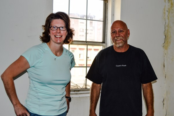 DeCrease and his partners have selected Wheeling architect Wendy Scatterday for the interior designs.