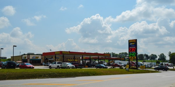 The private sector has developed several new hotels and gas stations in Belmont County.
