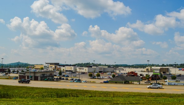The Ohio Valley Mall has continued to grow over the past few years.