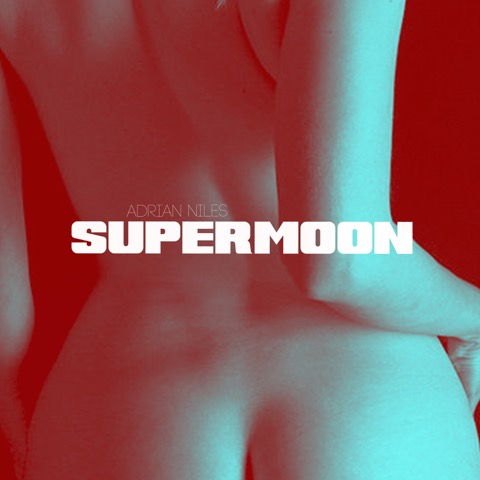 """""""Supermoon"""" has been released online at www.adrianniles.com."""