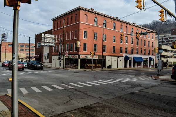 The Bridge Tavern & Grill is located on the corner Main and 10th streets.