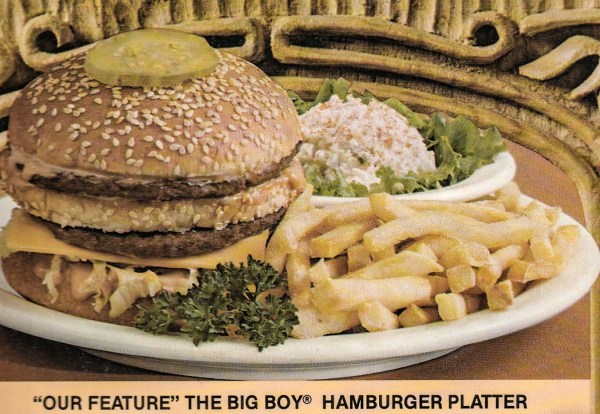 The Boury brothers were very involved with the communities in which Elby's were opened, and they even sent coupons for free Big Boys to every Wheeling little league team member during the 1970-80s.
