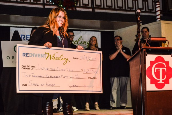 """Carrie Eller, the winner of the most recent """"Show of Hands,"""" owns Under the Elder Tree at 1904 Market Street."""