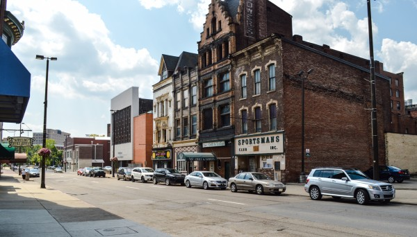 City Council approved the purchase of three buildings along Market Street near the intersection with 14th Street.
