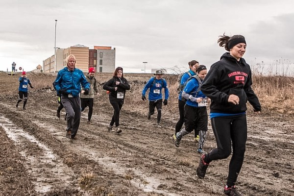 """The """"Hill Raiser Challenge"""" was staged on land near The Highlands in Ohio County."""