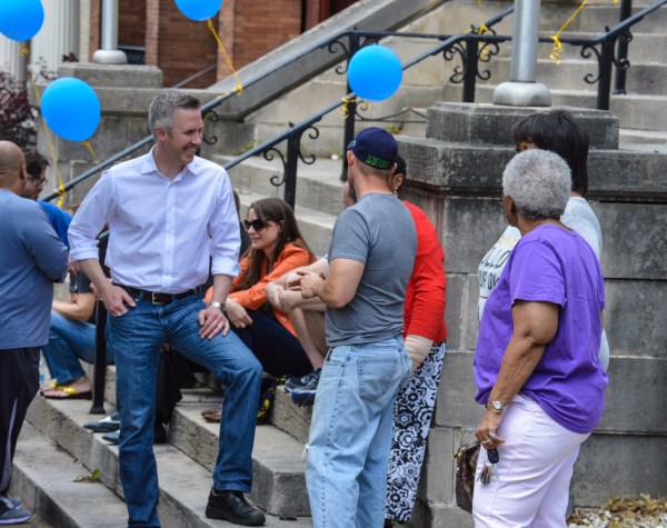 Mayor-elect Elliott hopes to engage the Friendly City's citizens in an effort to work toward progress during the next four years.