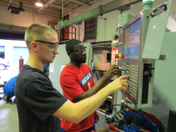 Vocational studies in the district is a priority of the new administration.
