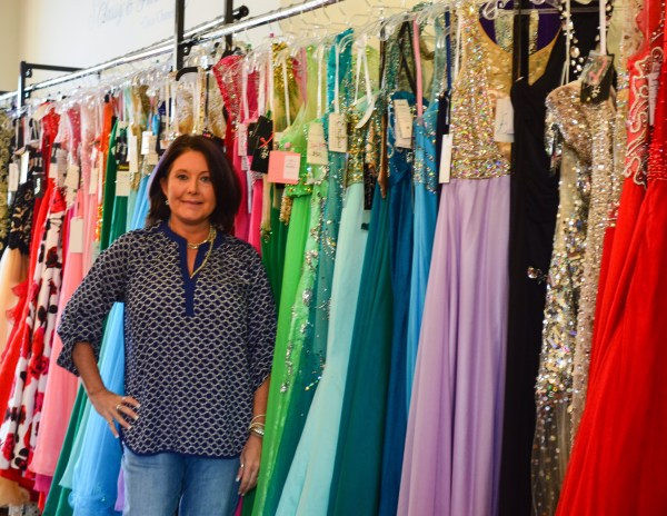 Kelly Casey-Bailey, the owner of Sassy Divas, is a former respiratory therapist who is now fulfilling a life-long dream with her shop.