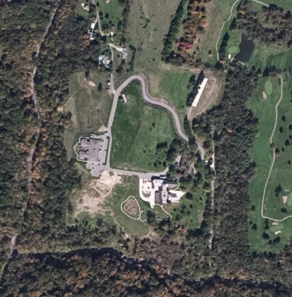 Mount St. Joseph's is situated on landed that is adjacent to Oglebay Park property.