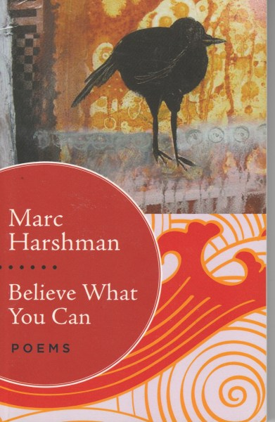 """""""Believe What You Can,"""" Harshman's second full book of poetry, was released on October 1."""