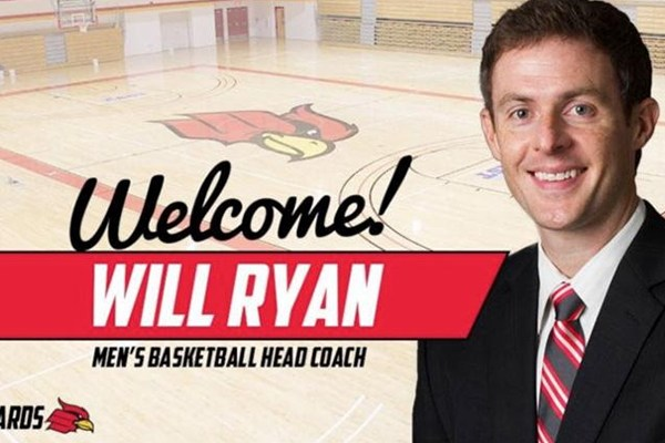 Will Ryan Basketball Coach Wheeling Jesuit University - Wheeling, WV