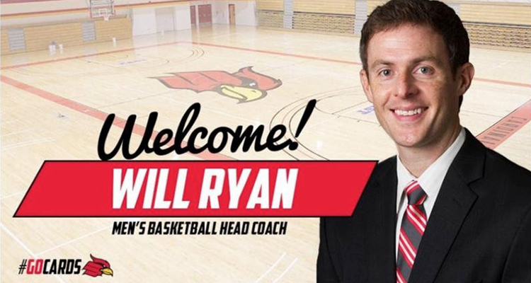 Will Ryan Basketball Coach Wheeling Jesuit University - Wheeling, WV