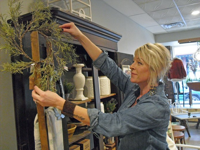 Amy Cordy, owner of VC Wares in Centre Market