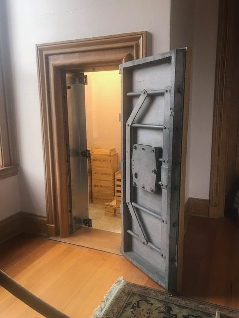 Independence Hall Vault