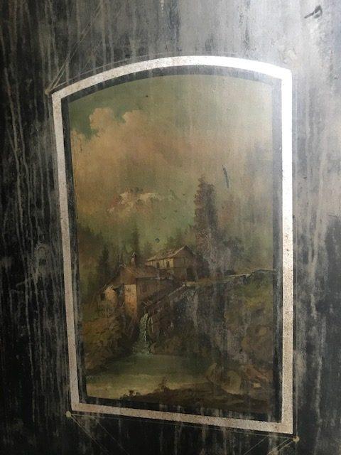 Flatiron Vault Painting