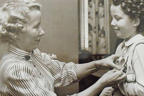 Polio Survivor