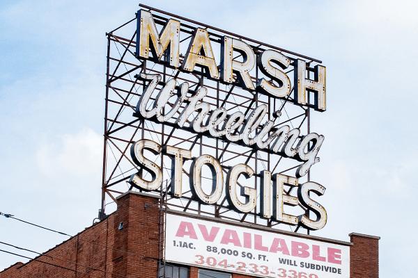 Marsh Wheeling Stogies