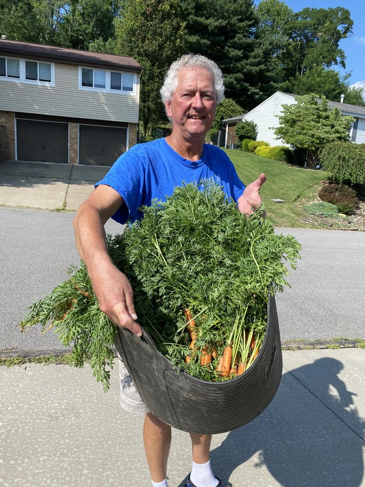 Ralph Duncan carrots