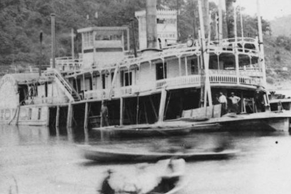 steamer disaster of the Scioto