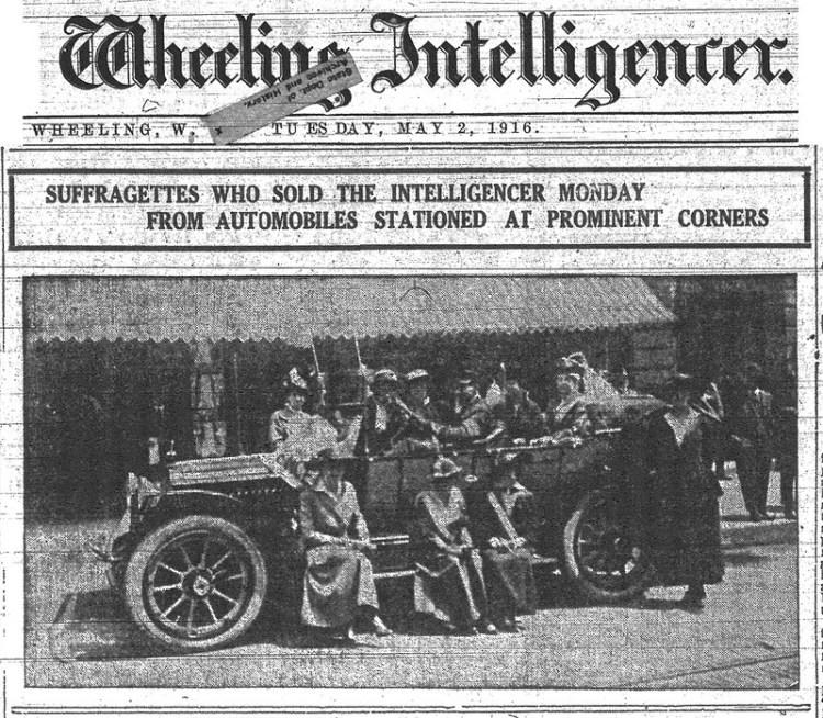 wheeling intelligencer