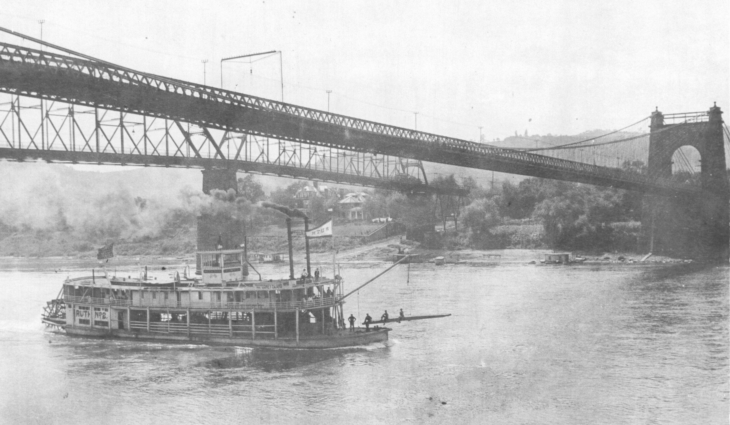 Wheeling Shantyboats