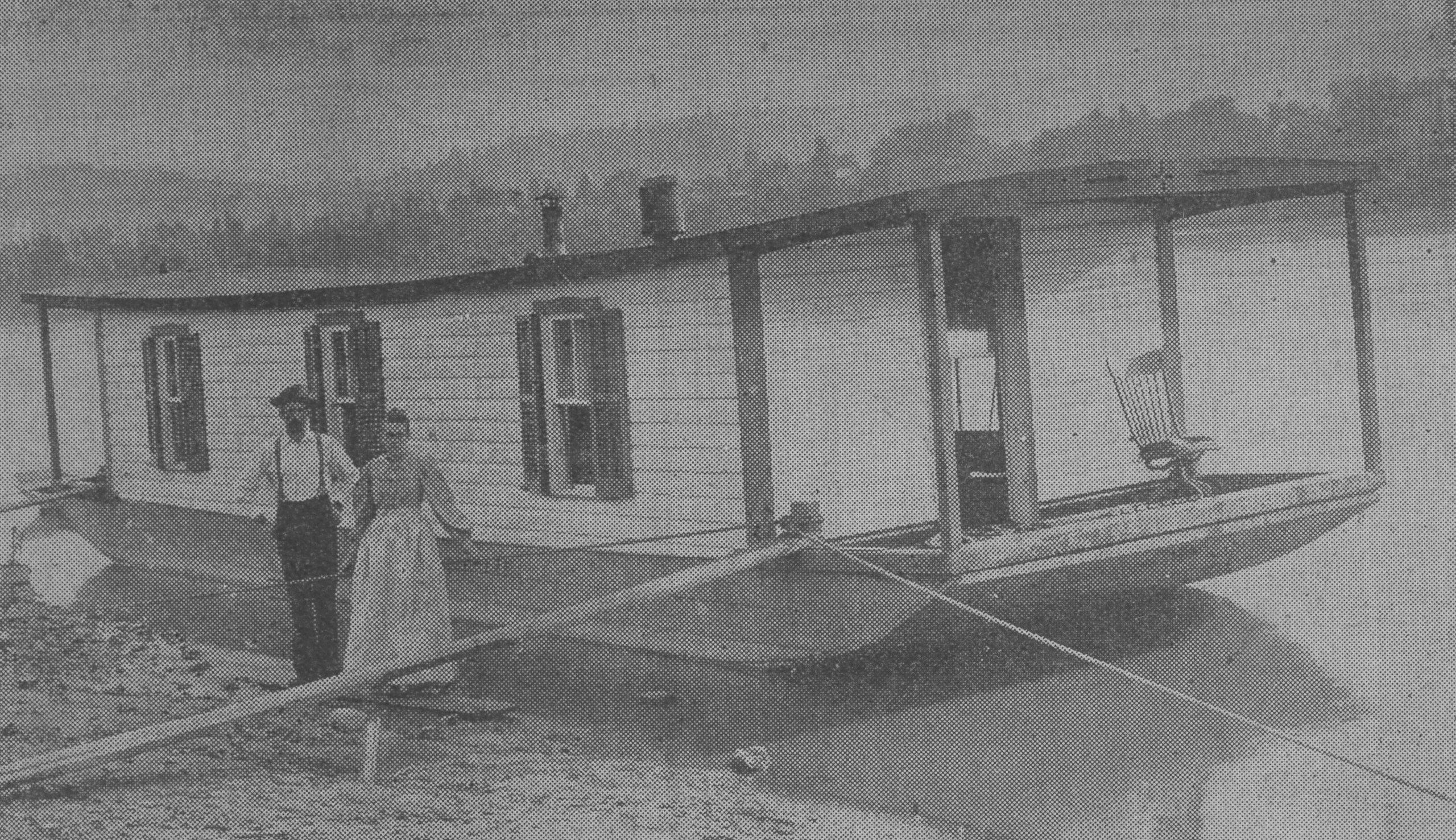 Wheeling Shantyboat