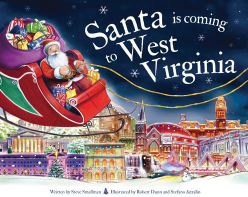Santa is Coming to WV