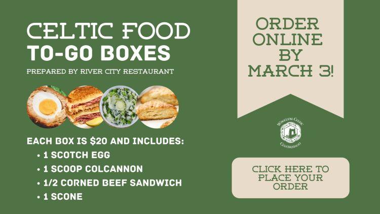 Celtic Food Box
