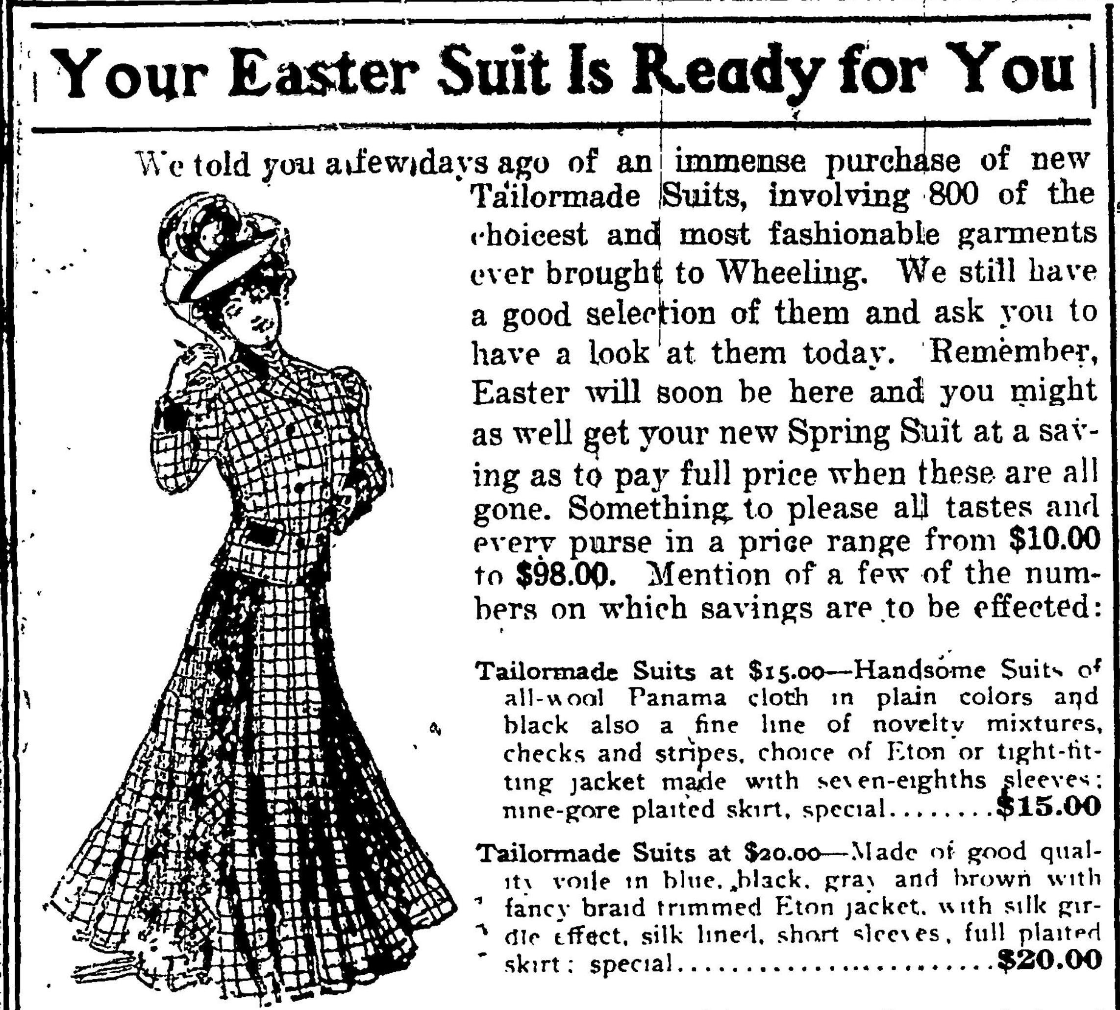 Wheeling Intelligencer, March 23, 1907