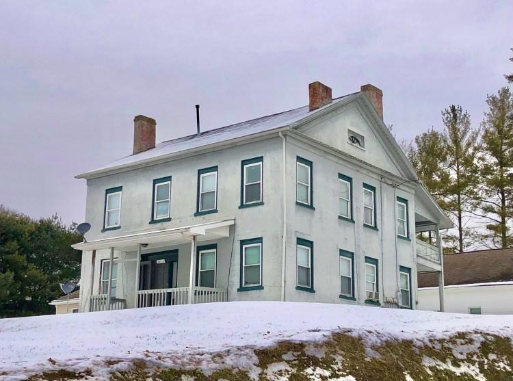 The former Greene Family home