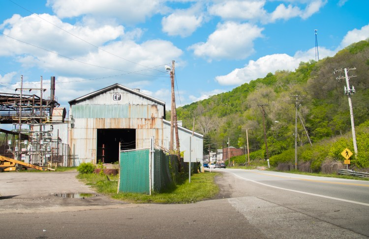 Centre Foundry Warwood, WV