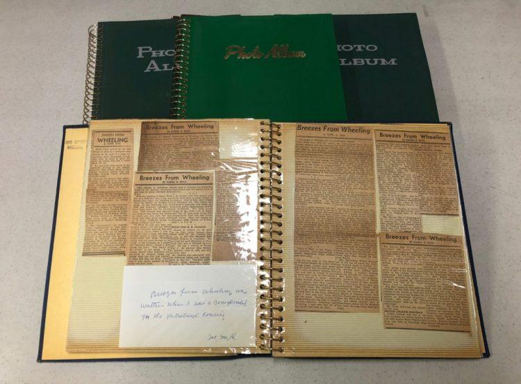 Mabel Hull's Scrapbooks
