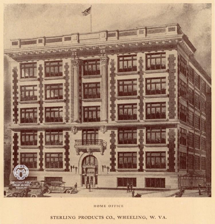Neuralgyline Co. Building