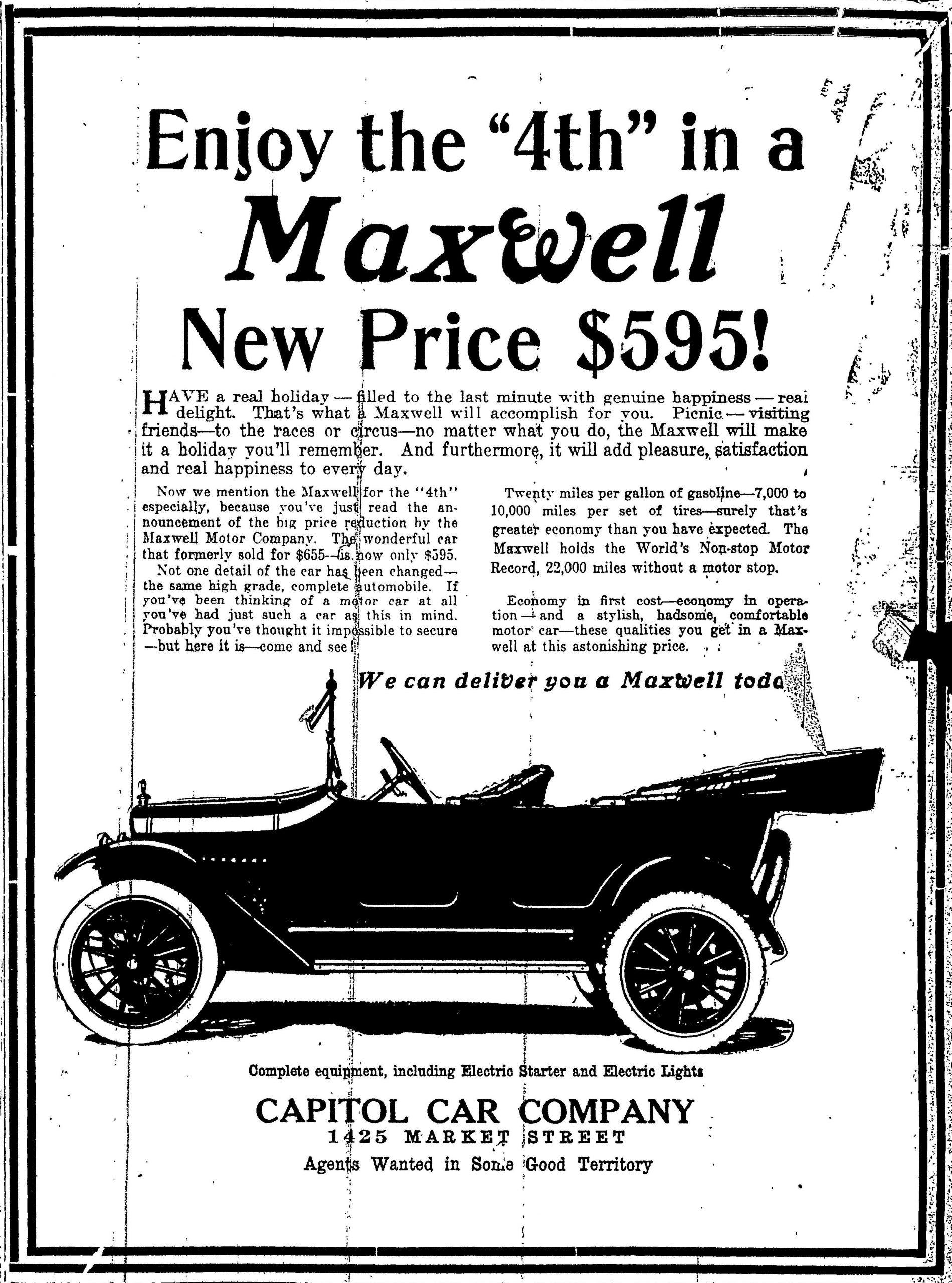 Capitol Car Company
